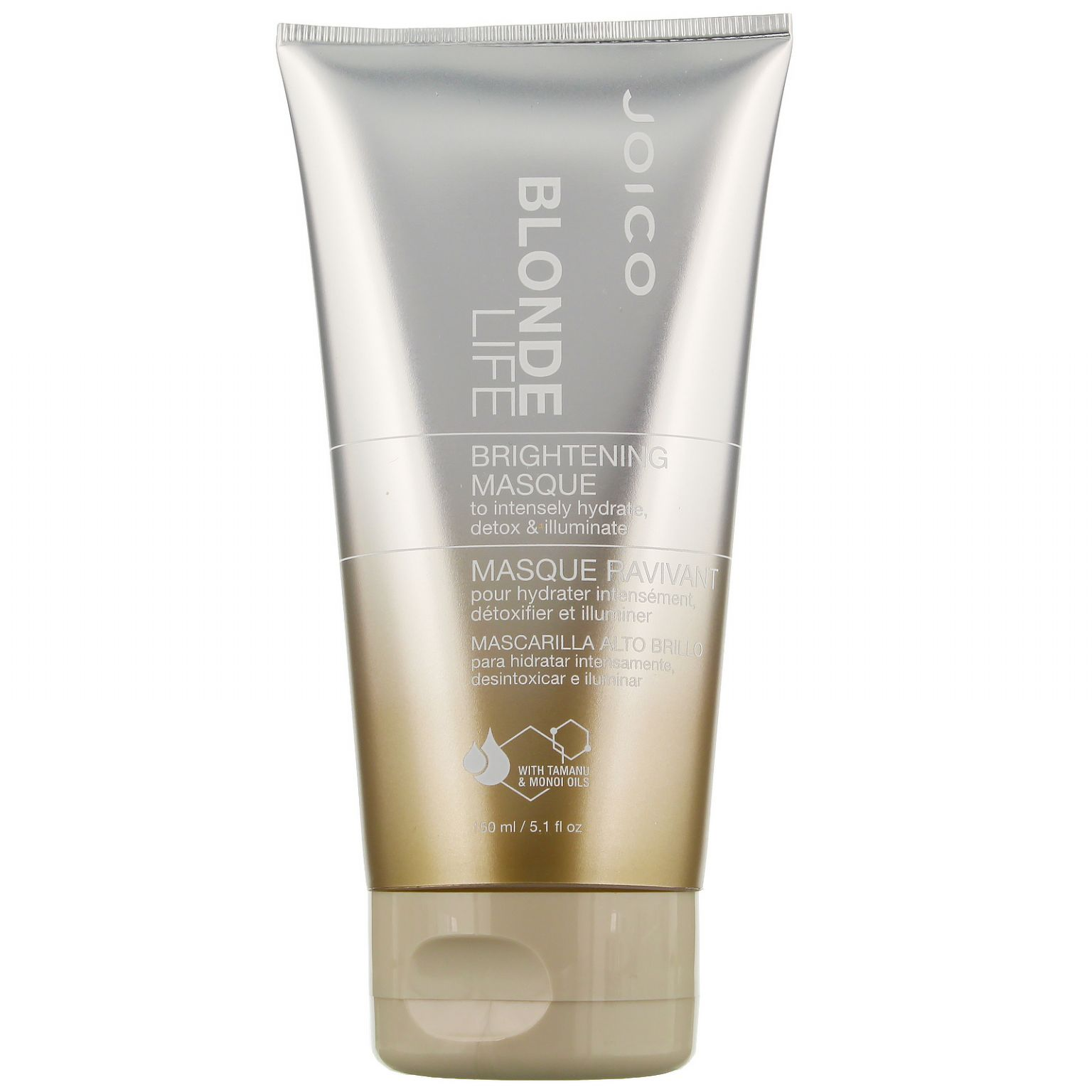 joico blonde life masque reviews