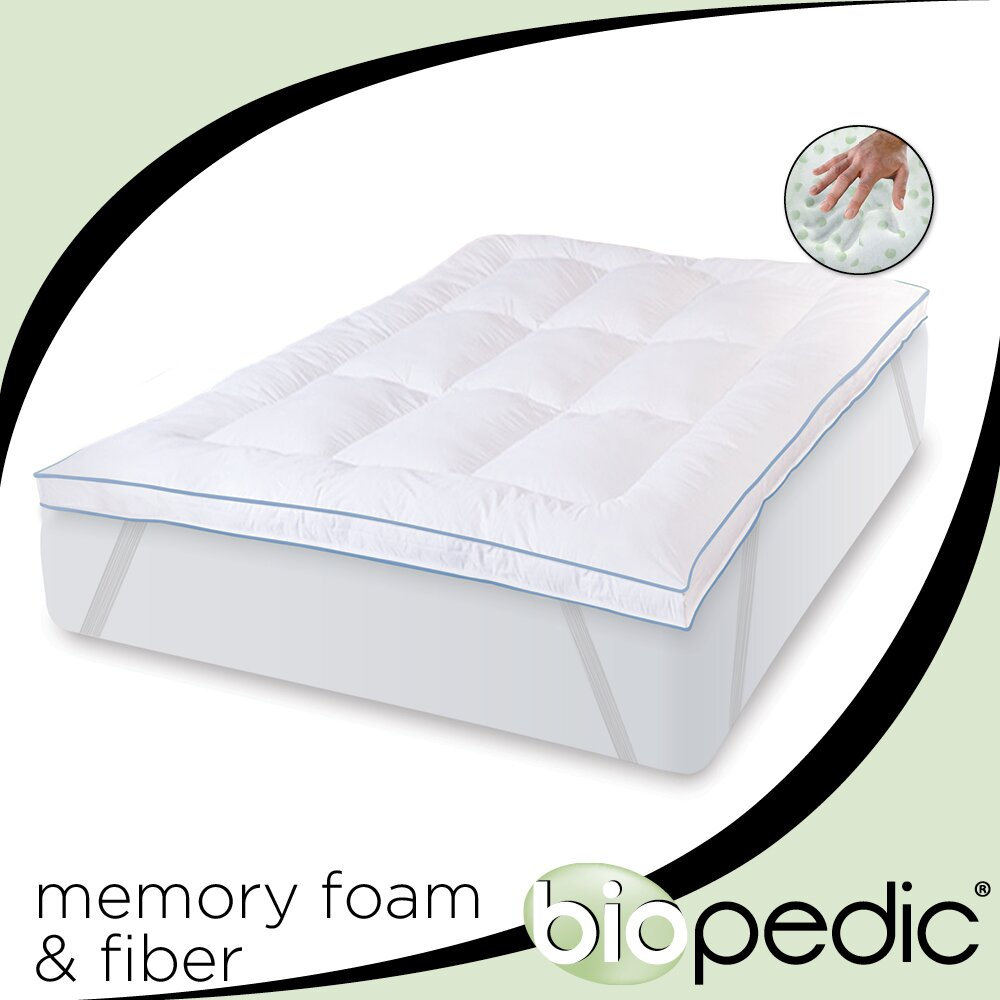 memory foam mattress protector reviews