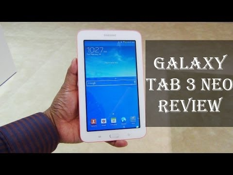 samsung galaxy tab 3 review youtube