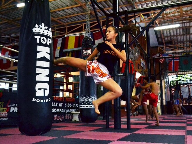 thailand muay thai camp reviews