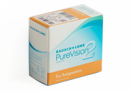 purevision 2 hd for astigmatism review