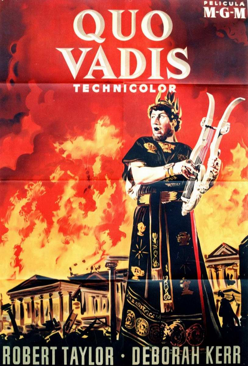 quo vadis blu ray review