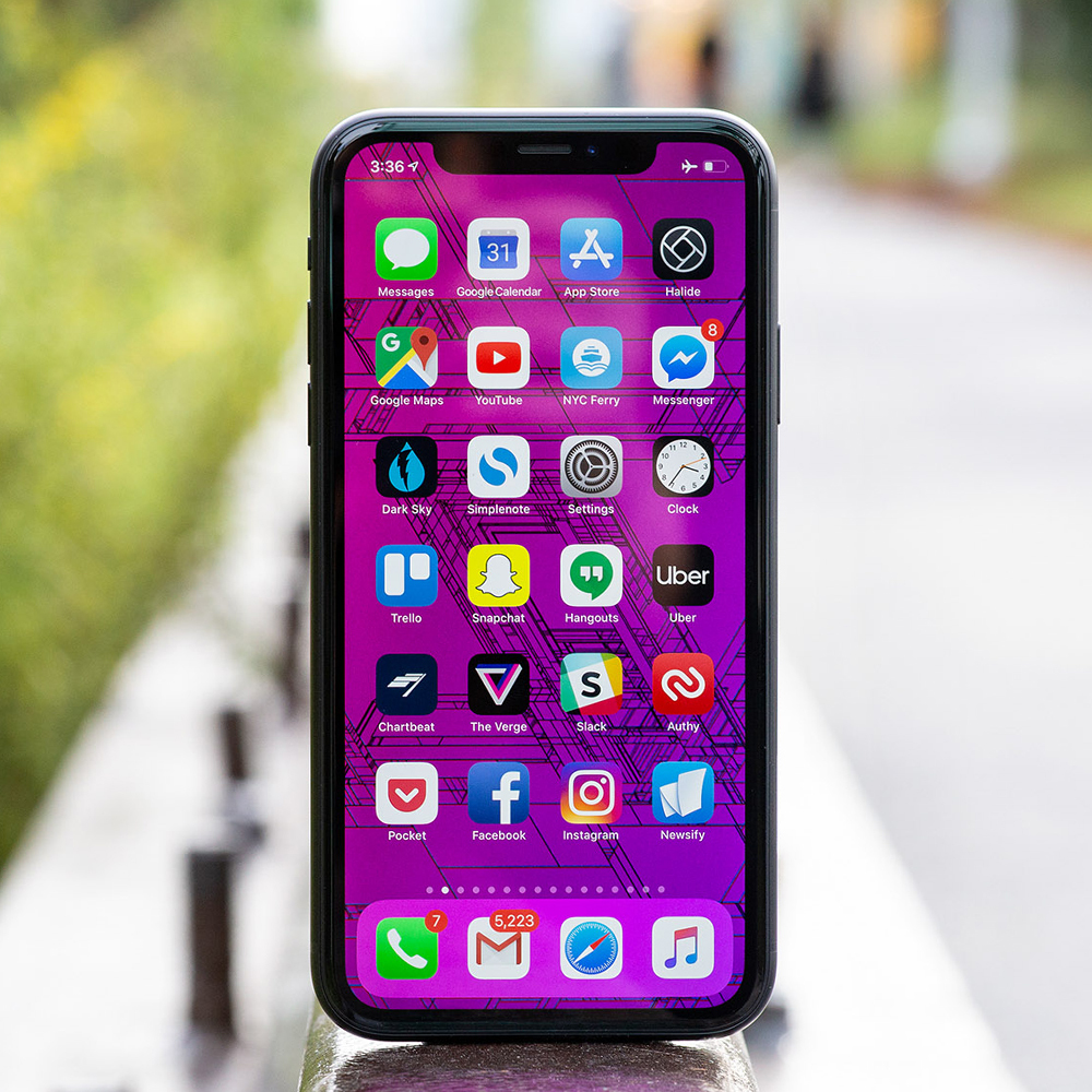 iphone x review the verge