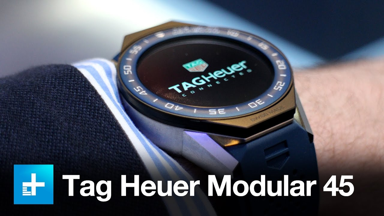 tag heuer connected watch review