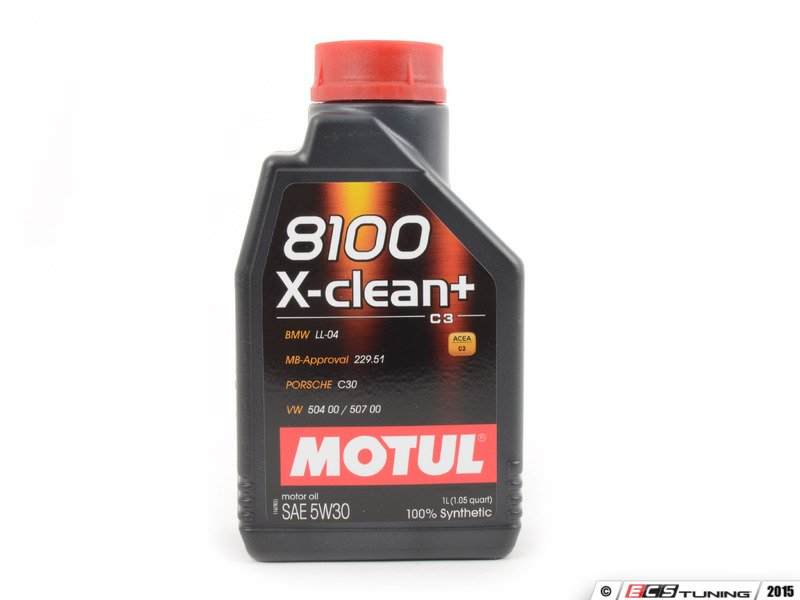 motul 8100 x clean 5w30 review