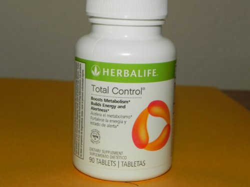 total control tablets herbalife reviews