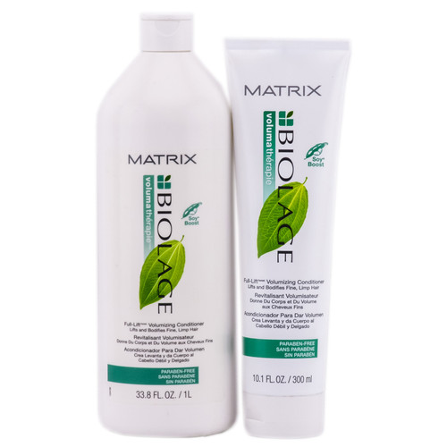 matrix biolage volumatherapie full lift volumizing shampoo reviews