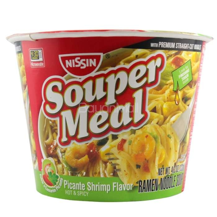 nissin hot and spicy review