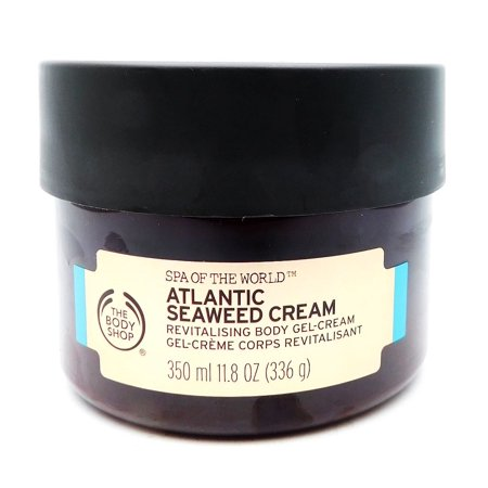 the body shop seaweed cream review