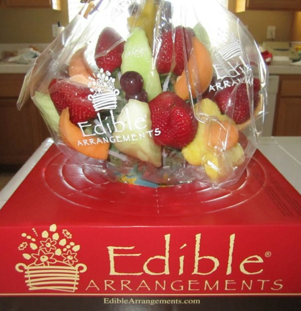 working at edible arrangements reviews