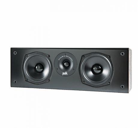 polk audio cs20 center channel speaker review