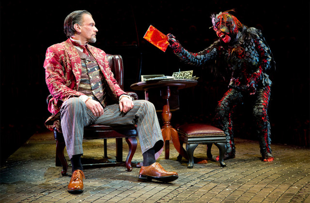 screwtape letters review new york times
