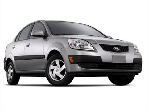 kia rio 2004 hatchback review