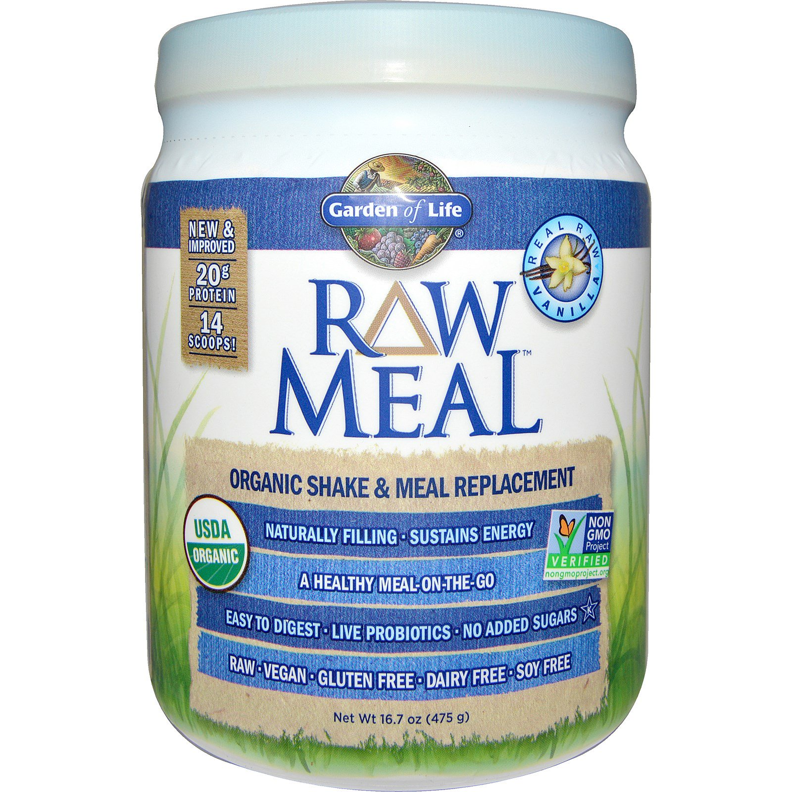 raw organic meal replacement reviews