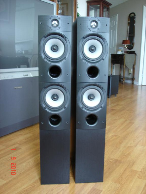 psb 4t tower speaker review