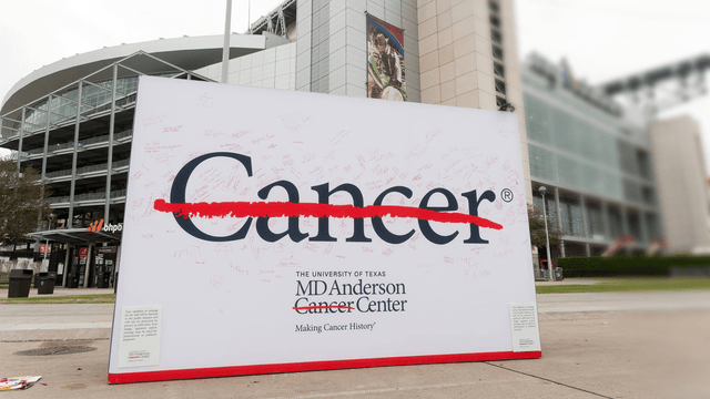 md anderson cancer center reviews