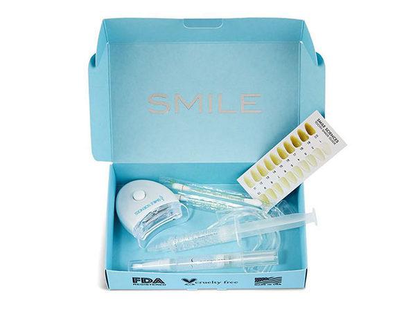 smart smile whitening kit reviews