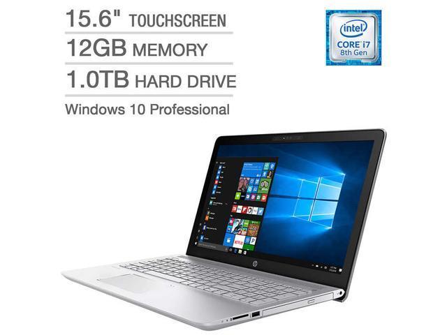 hp pavilion 15t touchscreen laptop intel core i7 1080p review
