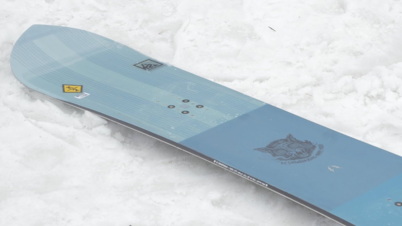 k2 happy hour snowboard review