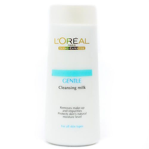 l oreal gentle cleansing milk review