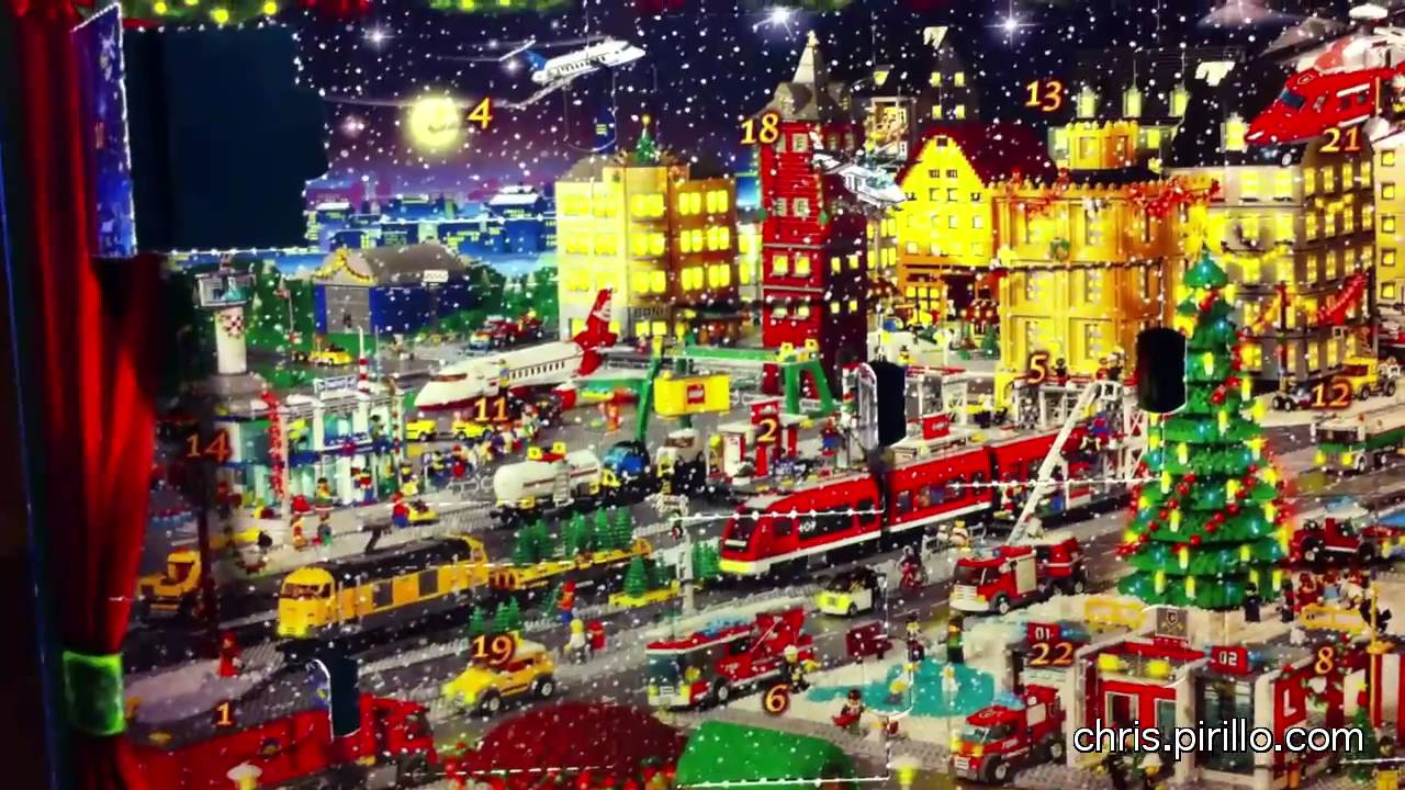 lego star wars advent calendar 2011 review