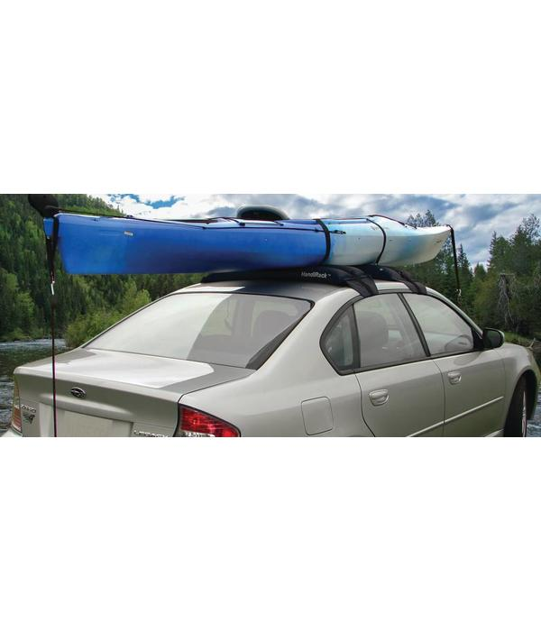 malone bare roof rack review