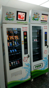max canadian healthy vending reviews