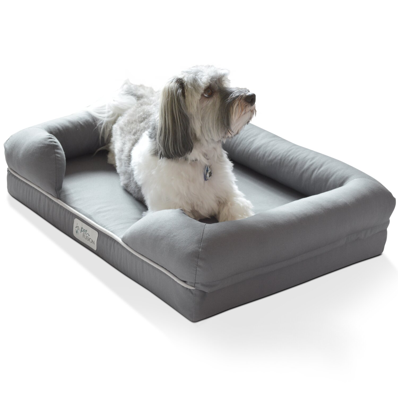 memory foam dog bed reviews