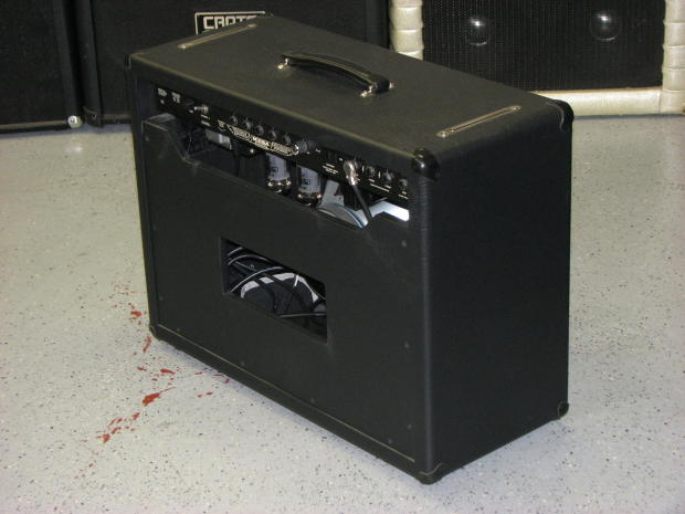 mesa boogie rectoverb 50 review