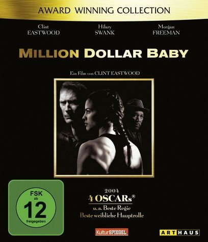 million dollar baby blu ray review