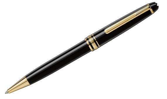 mont blanc meisterstuck ballpoint pen review
