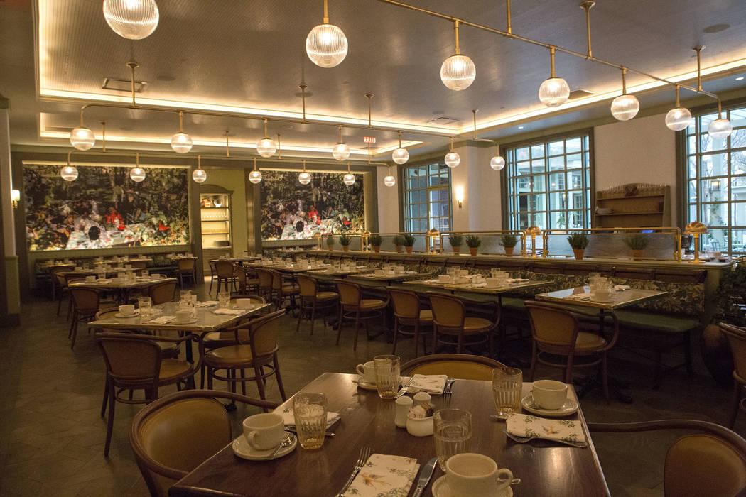 monte carlo las vegas restaurants reviews