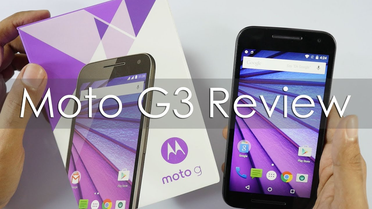 moto g play review youtube