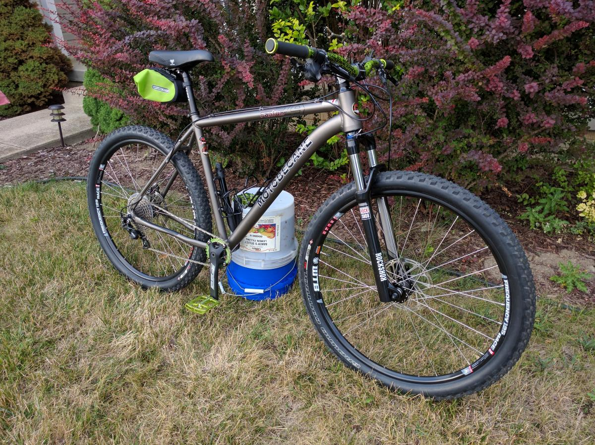 motobecane fantom 29 mountain bike review