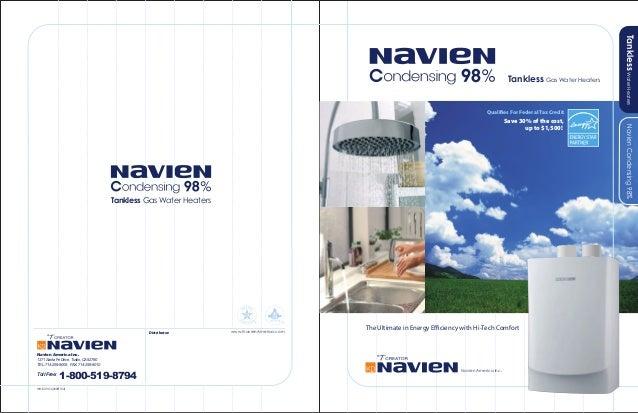 navien tankless water heater reviews 2014