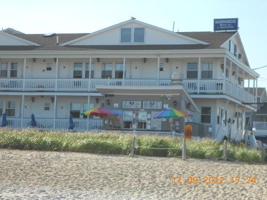 normandie old orchard beach reviews