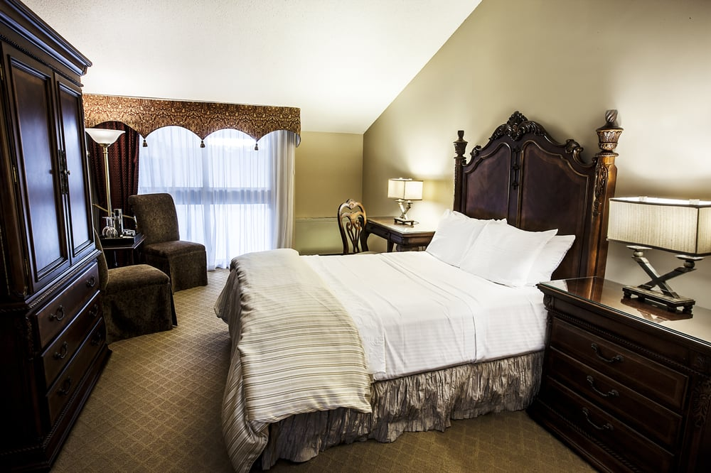 old stone inn boutique hotel niagara falls review