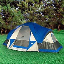 ozark trail dome tent review