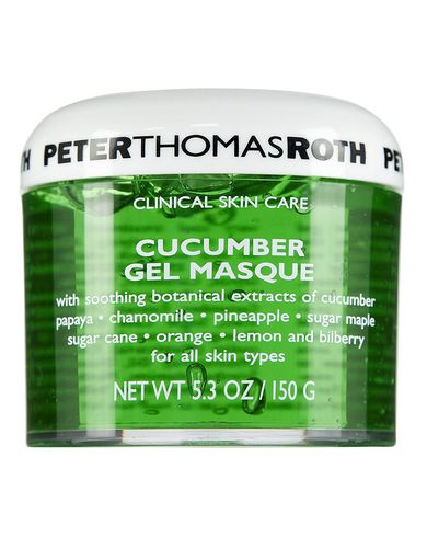 peter thomas roth cucumber gel mask review