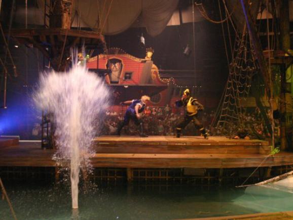 pirates dinner adventure orlando reviews