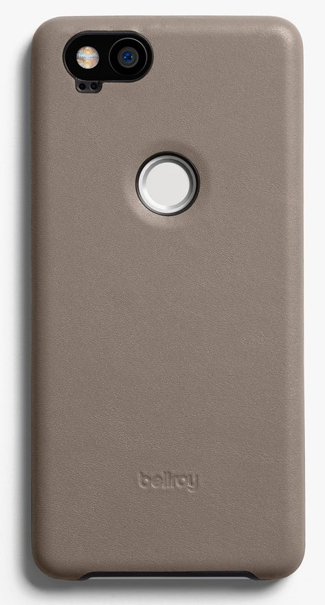 pixel 2 bellroy leather case review