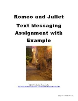 play review example romeo juliet