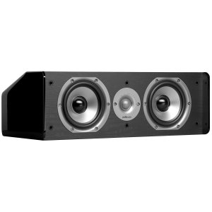 polk audio cs20 center channel speaker review