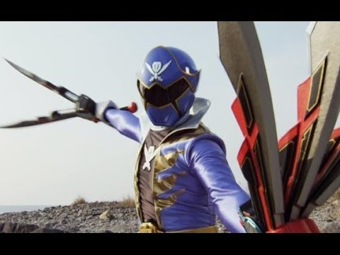 power rangers super megaforce review