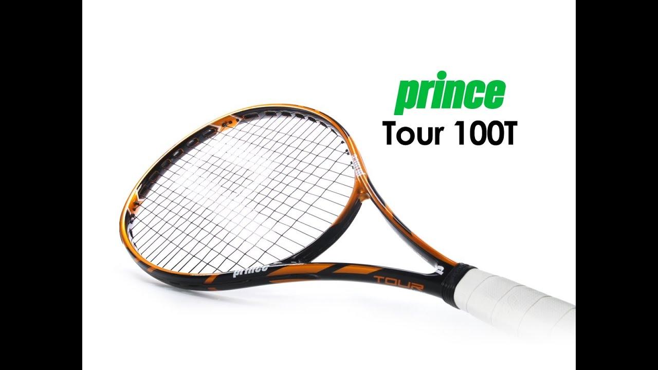 prince tour 100 16x18 review