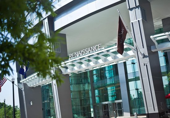 renaissance arlington capital view hotel reviews