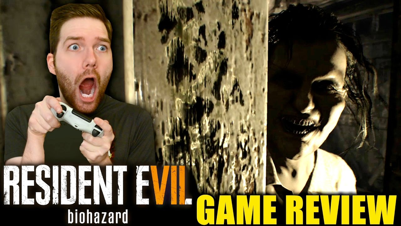 resident evil 7 game review