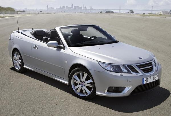 saab 9 3 convertible review top gear