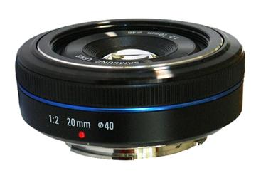 samsung 30mm pancake lens review