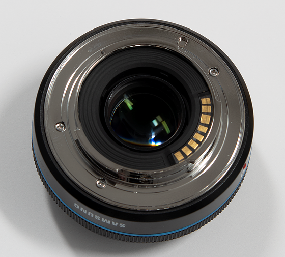 samsung 30mm pancake lens review